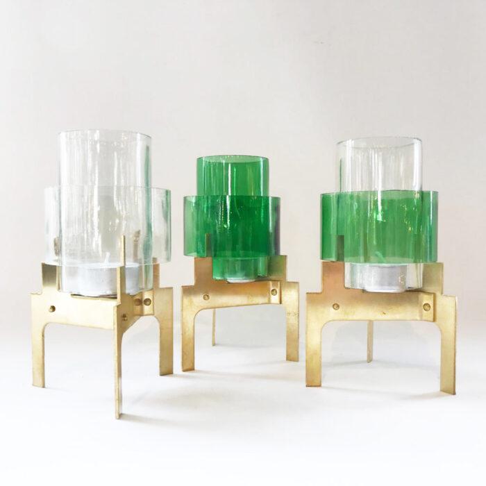 gezaagd glas